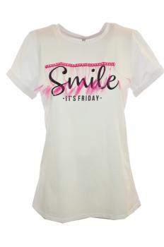 T-shirt Smile its friday