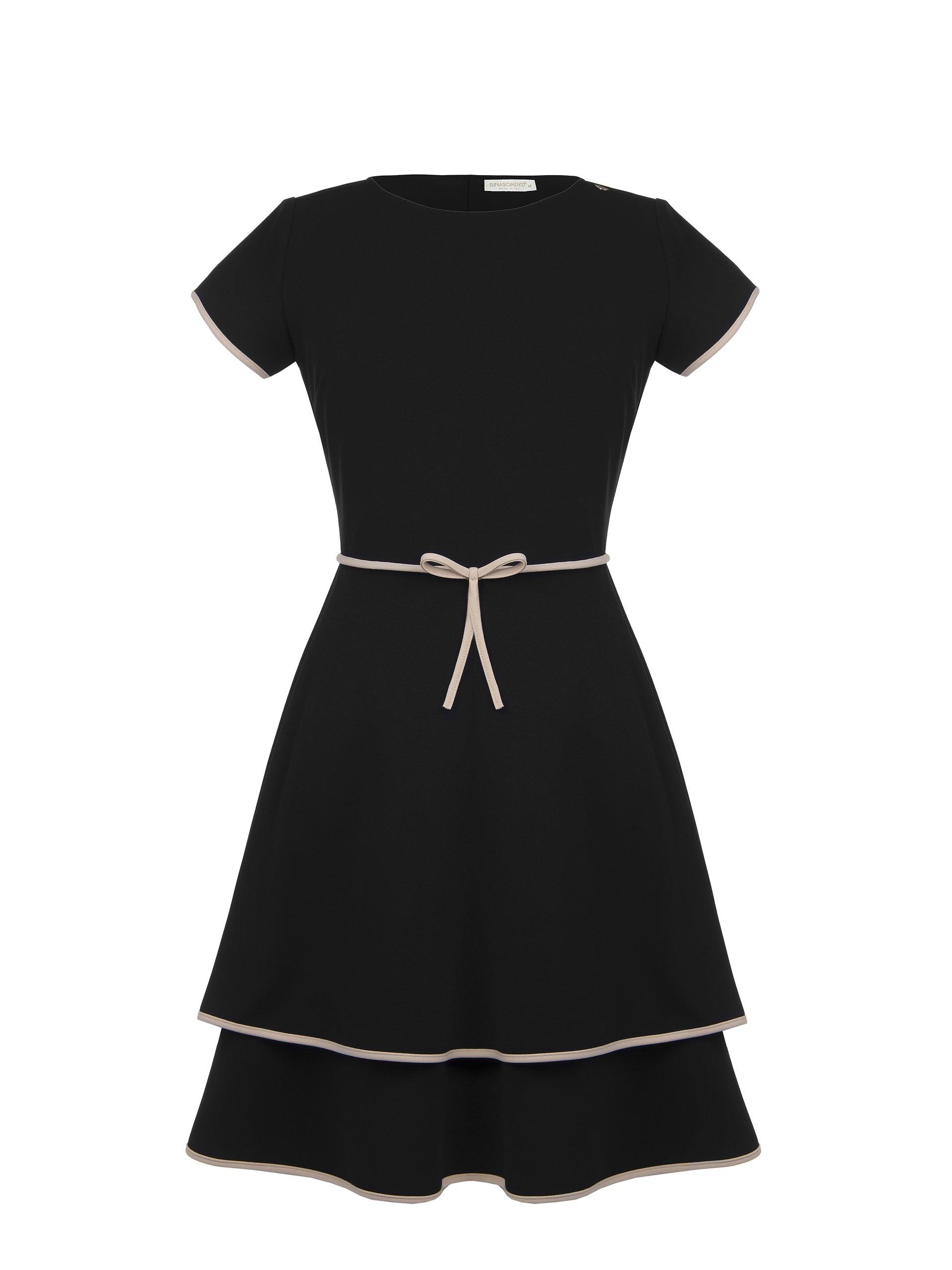 rinascimento jurk zwart
